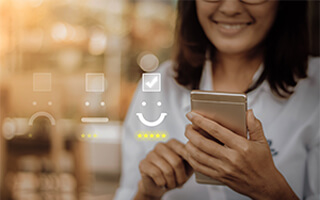 Blending tech and human interactions transforms user experience